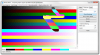 Bitmap Editor screenshot, after error diffusion